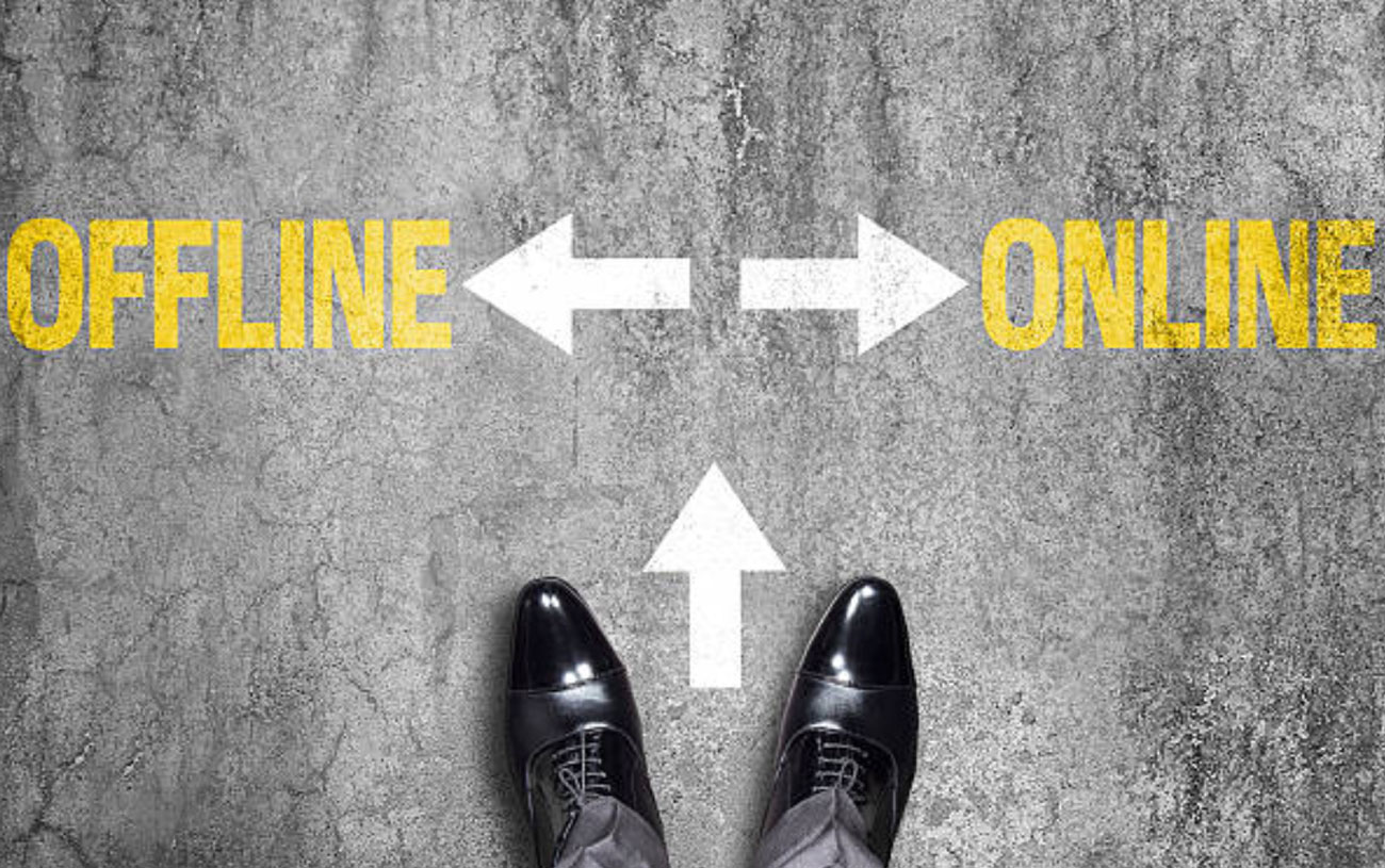 Diferencias Marketing Offline vs Online