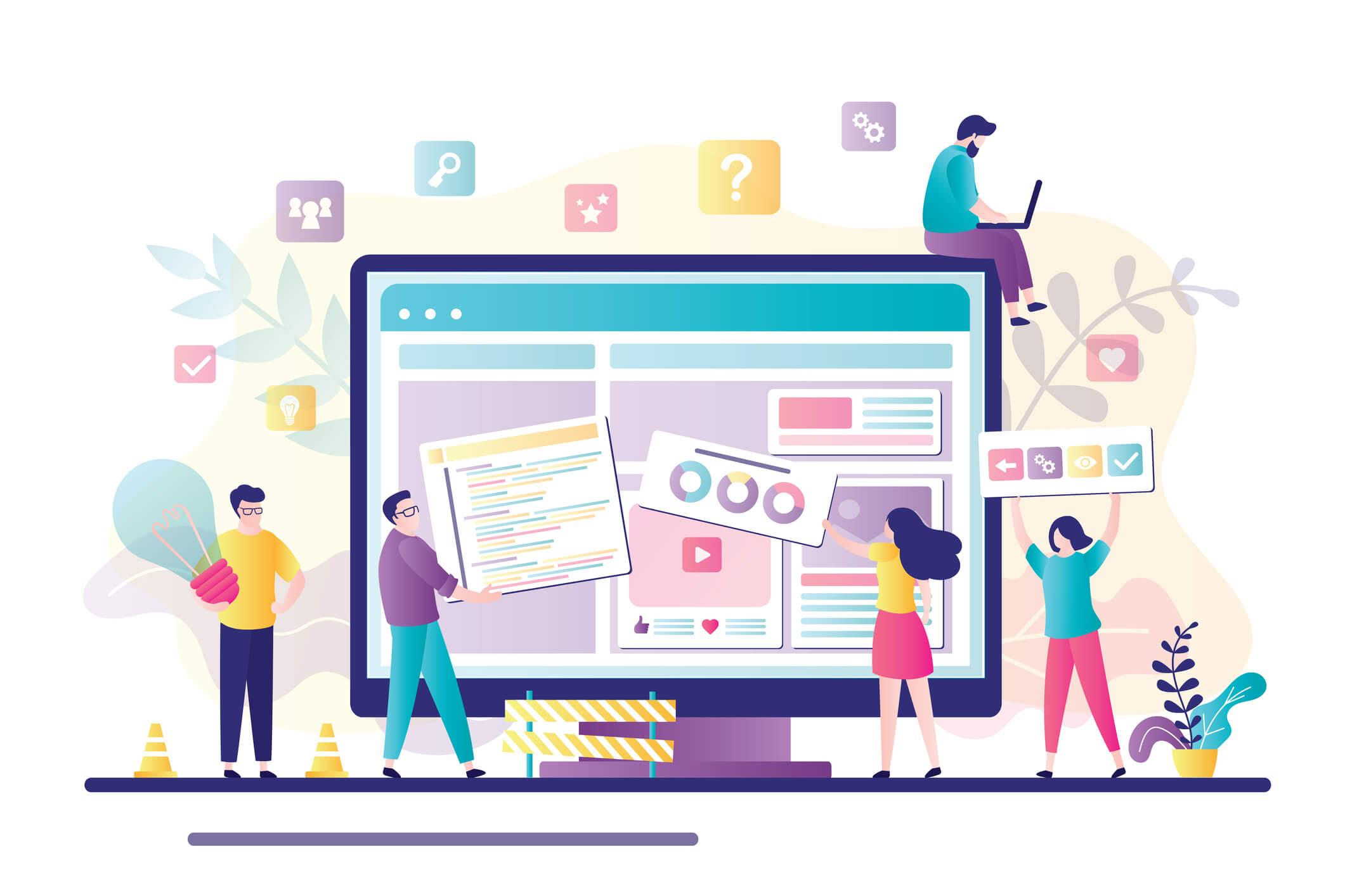 Diseño Web en M3estrategia