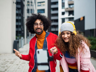 Tik Tok red social de moda